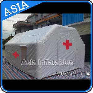 Inflatable Tent, Inflatable Emergency Room, Inflatable Medical Tent, Inflatable Rescuing Tent, Inflatable Mobile Hospital Tent pictures & photos