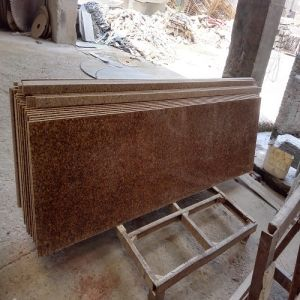 Haiti Brown Granite Bathroom Vanity Kitchen Countertop for Decoration Materials pictures & photos