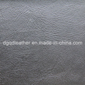 Sofa PVC Leather High Scratch Resistant Qdl-50294 pictures & photos
