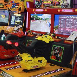 Motorbike Simulator Car Racing Game Arcade Coin Operated Driving Racing Car Video Game Machine pictures & photos