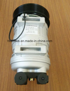 Refrigerated Truck Air Conditioner TM21 Compressor with 215cc R404A pictures & photos