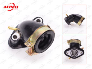 Carburetor Manifold Intake Pipe for Most Chinese 50cc Engine Parts pictures & photos