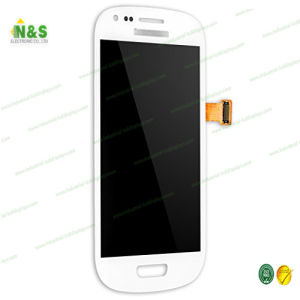 for Galaxy S3 Mini 4.0 Inch LCD Screen Black White pictures & photos
