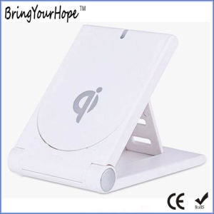 Anti-Slip Adjustable Bracelet Phone Holder Qi Wireless Charger (XH-PB-225) pictures & photos