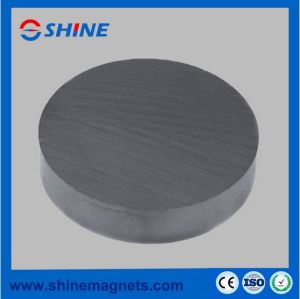 Hard Strong Disk Ferrite Magnet pictures & photos