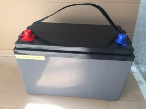 12V 110ah Deep Cycle High Temperature Battery pictures & photos