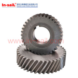 CNC Machined Hardened Steel Differential Planetary Gear Coupling pictures & photos