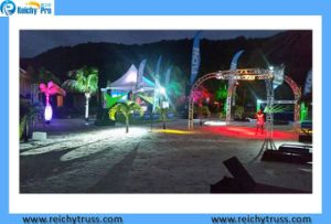 Outdoor Stage Shape Truss Aluminum Outdoor Truss pictures & photos