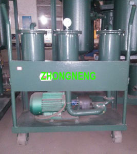 Portable Oil Purification Unit, Precision Oil Purifier Machine pictures & photos