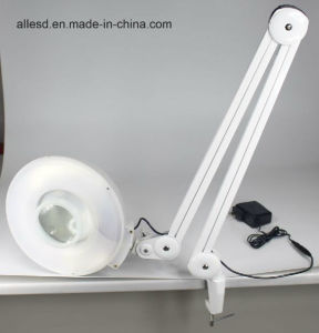 Illuminated Magnifier Cleanroom Magnifying Lamp pictures & photos