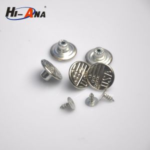 Quick Lead Times for Samples Various Colors Garment Shank Button pictures & photos