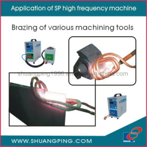 High Frequency Induction Heating Machine Sp-15A with Timer pictures & photos