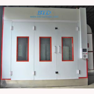 High Quality European Design Paint Booth Car Spray Booth pictures & photos