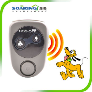 Ultrasonic Dog off Dog Training Repeller with LED Light (ZT12016) pictures & photos