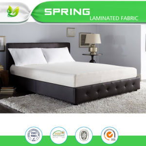 China Supplier Ultra-Thin Breathable Smooth Surface Waterproof Mattress Protector pictures & photos