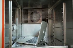 LCD Touch Screen Temperature and Humidity Testing Chamber pictures & photos