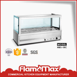 4-Pan Buffet Fridge Bain Marie (HMT-1580H) pictures & photos