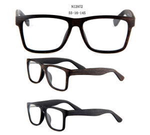 New Design Wood-Like Cp Optical Frames Eyewear Glasses pictures & photos