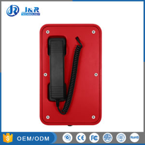 Industrial IP Phone, Talk Back Intercom System, Emergency Telephone Jr103-CB-H pictures & photos