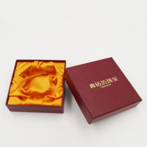 Paper Cardboard Gift Present Jewelry Box for Promotion (J02-C) pictures & photos