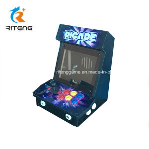 Raspberry Pi 3 Mini Galaga Arcade Game Machine pictures & photos