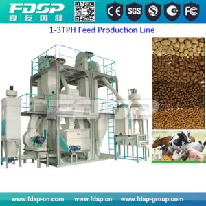 Agro Processing Equipment _Piglet Feed Production Line for Sale (SKJZ4800) pictures & photos