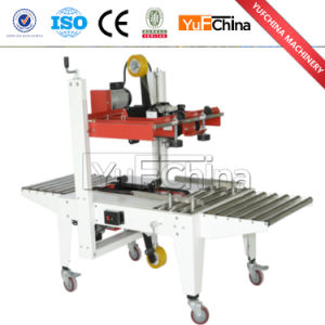 Price for Upper and Lower Drive Semi-Automatic Carton Sealing Machine pictures & photos