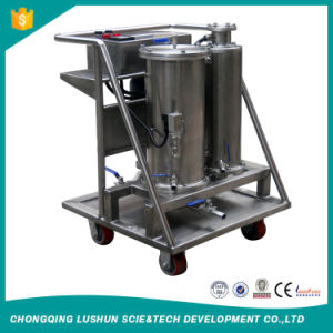 Electrical Power Stainless Steel Material Vacuum Fire-Resistance Eh Oil Purification Machine with Ce pictures & photos