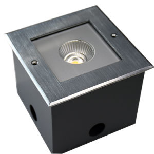 6W LED Underground Light, Floor Mounted Lighting, LED Deck Lights pictures & photos