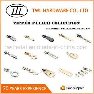 Metal Zipper Puller, Zipper Slider for Handbag, Bag Accessories Fittings pictures & photos