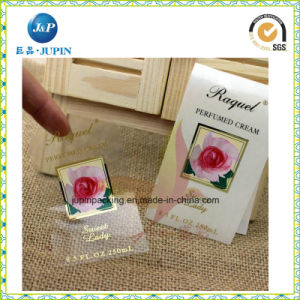 2015 Customize Printing Waterproof Sticker Label for Plastic Bottles (jp-s163) pictures & photos