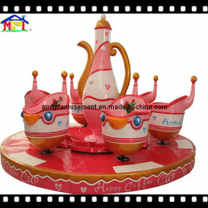 Roundabout Flower Pot 2018 Hot Sale Amusement Park Game Equipment pictures & photos