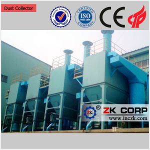 High Efficient Cyclone Dust Collector pictures & photos