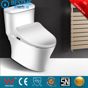 Bathroom Wc Toilet Automatic Toilet Cover pictures & photos