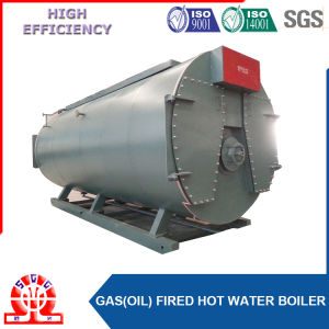 Combi Gas and LPG Fired Hot Water Boiler pictures & photos