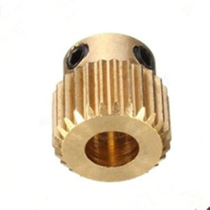High Precision Brass and Bronze Machining Part pictures & photos
