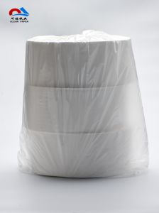 Jumbo Roll Tissue Paper 2 Ply Toilet Paper Bathroom Tissue pictures & photos
