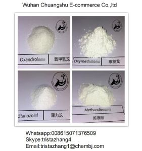 Bulking Cycle Anadrol Oxymetholones for Weight Gains CAS 434-07-1 pictures & photos