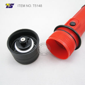 2D Size Waterproof 3watt LED Flashlight (T5148) pictures & photos