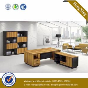 China Factory Price MDF Melamine Office Furniture (HX-D9027) pictures & photos