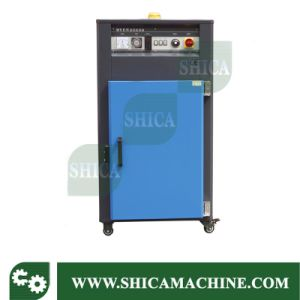 Nine Floor Cabinet Oven for Plastic Material pictures & photos