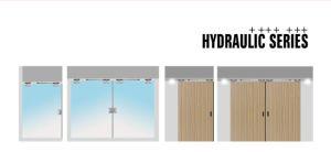 Hydraulic Hanging Wheel / Door Closer for Wooden Door pictures & photos