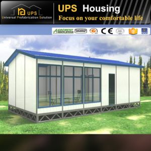 Easy to Install Prefabricated House Prefab House Removable and Smart pictures & photos
