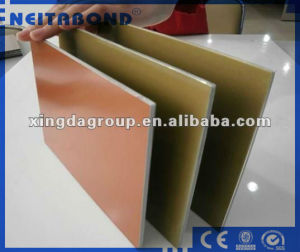 High Glossy Face Quality Decoration ACP Sheet pictures & photos