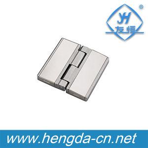 Zinc Alloy Electrical Panel Door Hinge (YH9366) pictures & photos