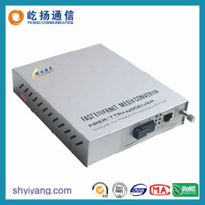 Good Transmission Fiber Optic Transceiver (single fiber)