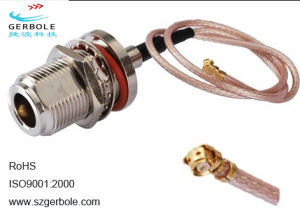 High Performance Coaxial Cable N Connector