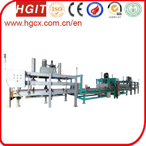 Automatic Glue Brushing Production Line pictures & photos