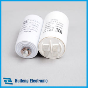 Cbb60 AC Moter Run Capacitor with 4 Pins pictures & photos