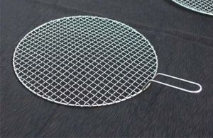 Grill Mesh BBQ Tool - Mesh Grill Mat That Allows Smoke to Pass Through - Non-Stick - Perfect for Grills, Smokers and Ovens pictures & photos